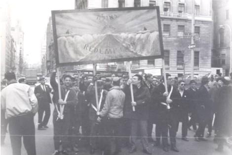 Redemption demonstration 1966A